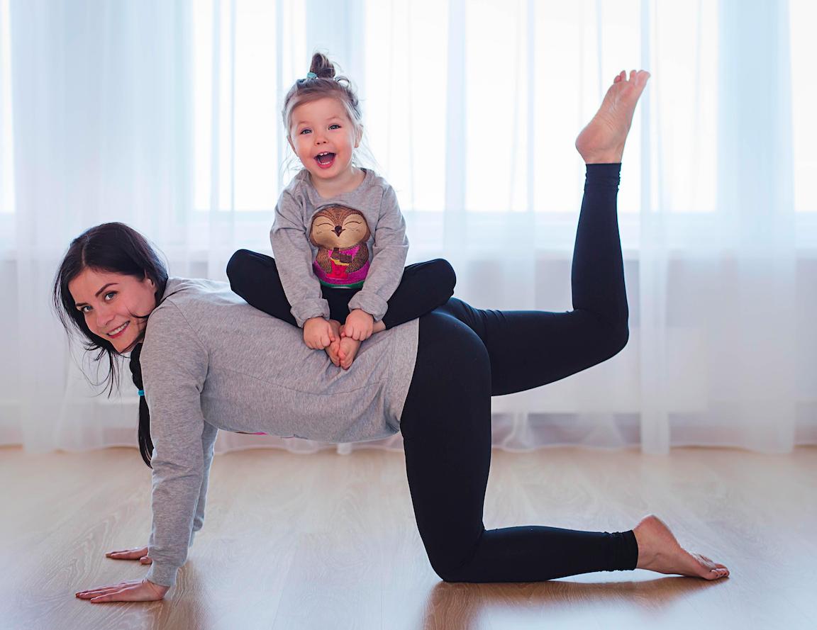 родственники йога для мам с малышами в картинках сможете отличить